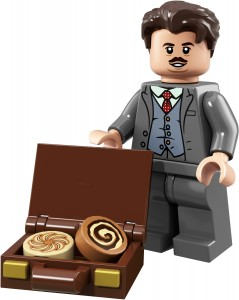 Конструктор LEGO Minifigures Якоб Ковальскі