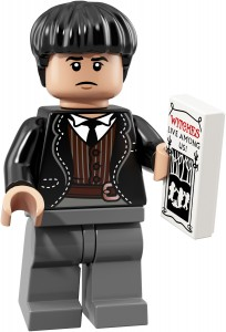 Конструктор LEGO Minifigures Кріденс Бербоун