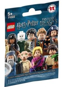 Конструктор LEGO Minifigures Персиваль Грейвс