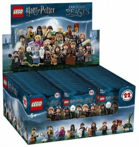 Конструктор LEGO Minifigures - Harry Potter and Fantastic Beasts Series 1 (22 шт.)