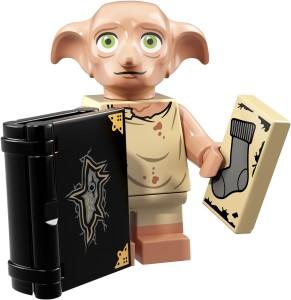 Конструктор LEGO Minifigures Доббі