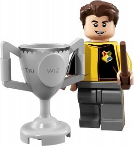 Конструктор LEGO Minifigures Седрик Діґорі