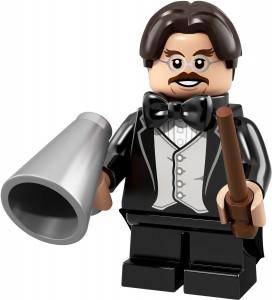 Конструктор LEGO Minifigures Професор Філіус Флітвік