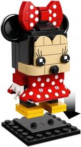 Конструктор LEGO Brickheadz Минни