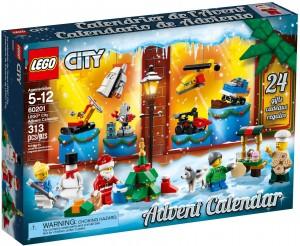 Конструктор LEGO City Новорічний календар LEGO® City