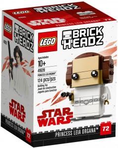 Конструктор LEGO Brickheadz Принцеса Лея Органа
