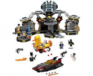 Конструктор LEGO Batman Проникнення в печеру Бетмена