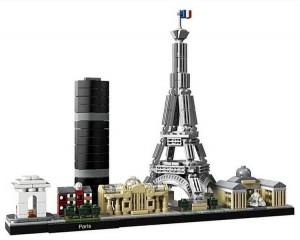 Конструктор LEGO Architecture Париж