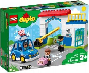 Конструктор LEGO DUPLO Поліцейська дільниця