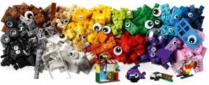 Конструктор LEGO Classic Кубики та очі