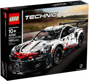 Конструктор LEGO Technic Preliminary GT Race Car