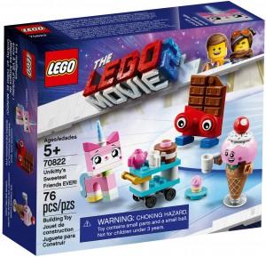 Конструктор LEGO MOVIE 2 Наймиліші друзі Юнікітті!