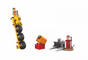 Конструктор LEGO MOVIE 2 Триколісний велосипед Еммета!