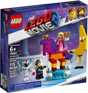 Конструктор LEGO MOVIE 2 Знайомство з королевою Позеркою Яктобі