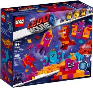 Конструктор LEGO MOVIE 2 Коробка королеви Позерки «Будуй, що завгодно»!