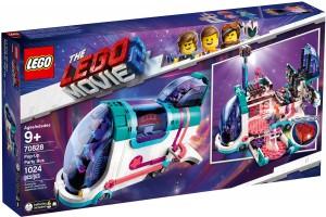 Конструктор LEGO MOVIE 2 Барвистий святковий автобус