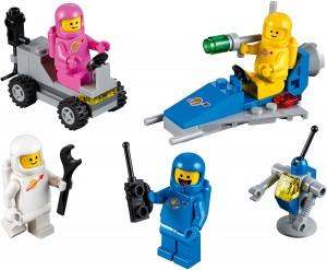Конструктор LEGO MOVIE 2 Космічний загін Бенні