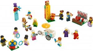 Конструктор Lego City Набір фігурок: Веселий ярмарок