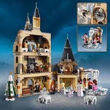 Конструктор LEGO Harry Potter Годинникова вежа в Гогвортсі