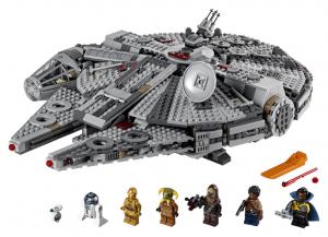 Конструктор LEGO Star Wars Тисячолітній сокол