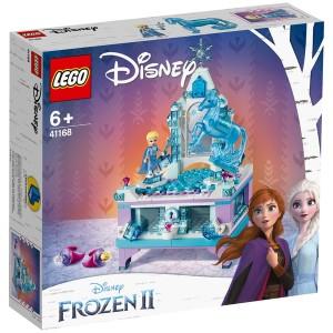 Конструктор LEGO Frozen 2 Ельзина скринька для прикрас