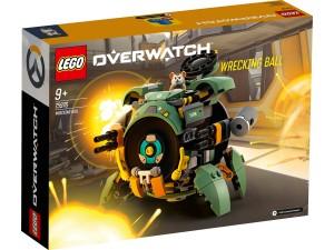 Конструктор LEGO Overwatch Кулястий таран
