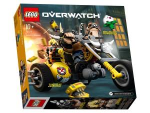 Конструктор LEGO Overwatch Пацюнчик і Турбокнур