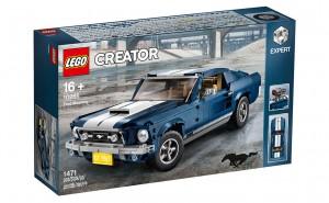 Конструктор LEGO Creator Форд Мустанг