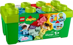 Конструктор LEGO DUPLO Коробка з кубиками