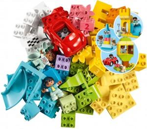 Конструктор LEGO DUPLO Коробка з кубиками Deluxe