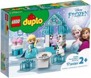 Конструктор LEGO DUPLO Чаювання Ельзи та Олафа