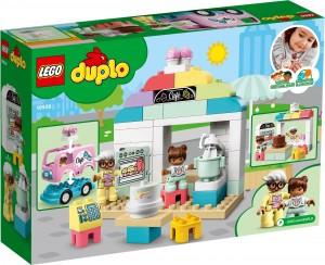 Конструктор LEGO DUPLO Пекарня