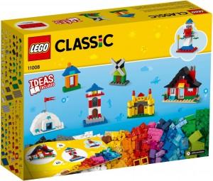 Конструктор LEGO Classic Кубики та будинки