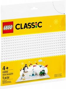Конструктор LEGO Classic Біла базова пластина