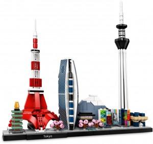 Конструктор LEGO Architecture Tokyo