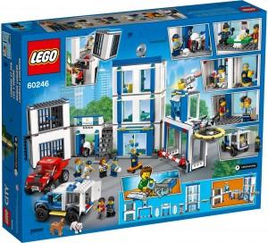 Конструктор LEGO CITY Поліцейська дільниця