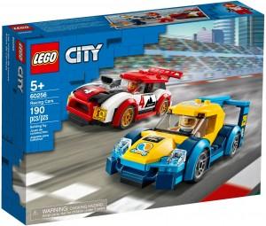 Конструктор LEGO CITY Гоночні автомобiлі