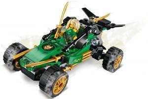 Конструктор LEGO Ninjago Рейдер джунглів