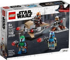 Конструктор LEGO Star Wars Бойовий загін мандалорців