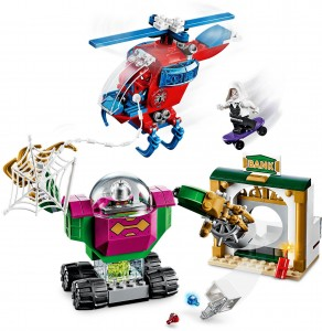 Конструктор LEGO Marvel Загроза Містеріо