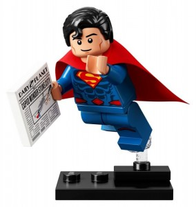Конструктор мініфігурка Супермен