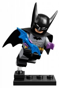 Конструктор мініфігурка Бетмен