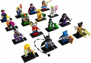 Мініфігурки LEGO DC Super Heroes Series