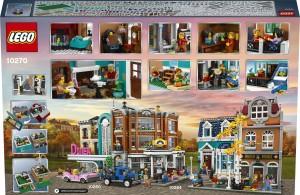 Конструктор LEGO CREATOR EXPERT Книгарня