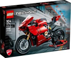 Конструктор LEGO® Technic Ducati Panigale V4 R