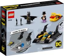 Конструктор LEGO® DC Переслідування Пінгвіна на бетчовні