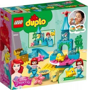 Конструктор LEGO® DUPLO® Підводний замок Аріель