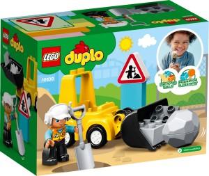 Конструктор LEGO® DUPLO® Будівельний бульдозер