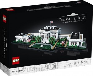 Конструктор LEGO® Architecture Білий дім