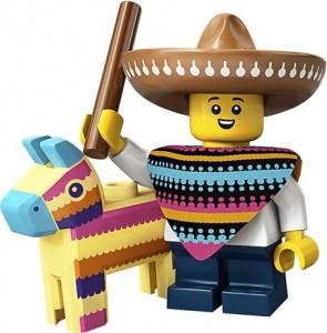 Конструктор LEGO Minifigures Хлопець піньята